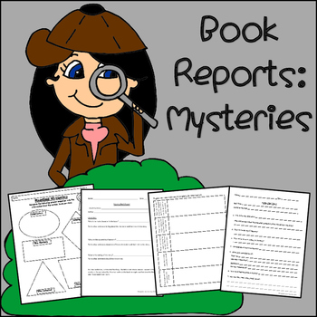 Reading Response (Mysteries)