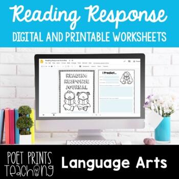 Reading Response Worksheets, Comprehension