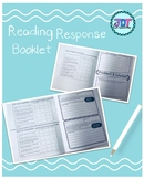Reading Response Booklet: Including elements of a story gr