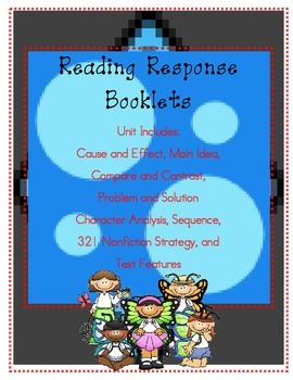 Reading Response Booklets