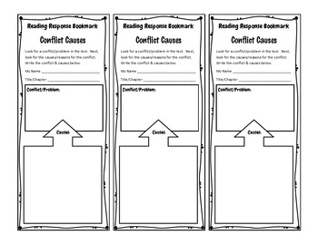 Reading Response Bookmarks Bundle - 12 Reading Comprehension Activities