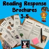 Reading Response Brochures