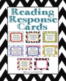 Reading Response Cards (Fiction)