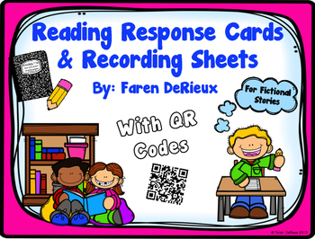 Reading Response Cards with QR Codes