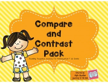 Compare and Contrast Pack