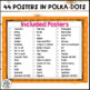 Reading Response Cue Cards {Bright Polka Dot Theme}