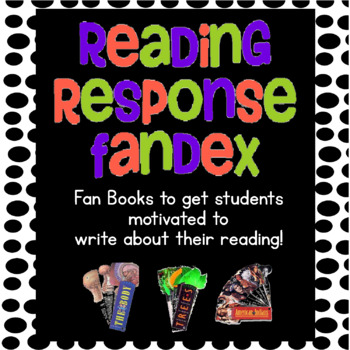 Reading Response Fandex: Fiction