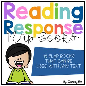 Reading Response Flap Books