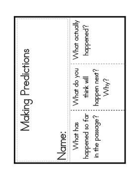 Reading Response Interactive Notebooks Volume 2