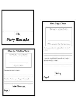 Reading Response Editable Interactive Notebooks Volume 3