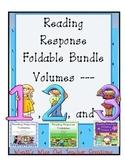 Reading Response Interactive Notebooks Volumes 1-3