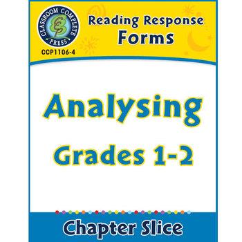 Reading Response Forms: Analysing Gr. 1-2