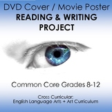 Reading Response / Fun Book Report: DVD Case or Movie Poster, Grades 8-12