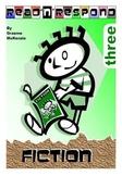 Reading Response: Generic Fiction Booklet 3