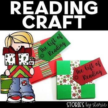 Reading Response Gift Craft
