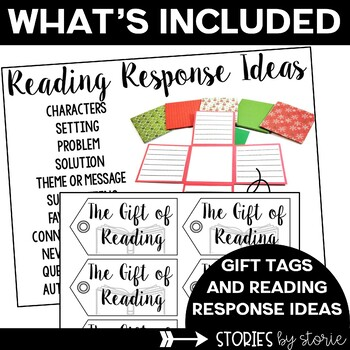 Reading Response Gift Craft