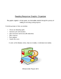 Reading Response Graphic Organizer: Choosing Meaningful Quotes from Novels
