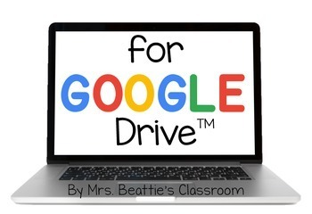 Digital Graphic Organizers for Reading Response for Google Classroom