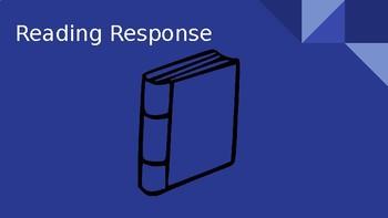 Reading Response Guide