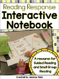 Reading Responses Interactive Notebook Pieces