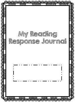 Reading Response Journal--English/Spanish