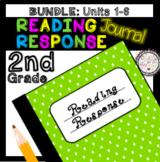 Reading Response Journal BUNDLE Units 1-6