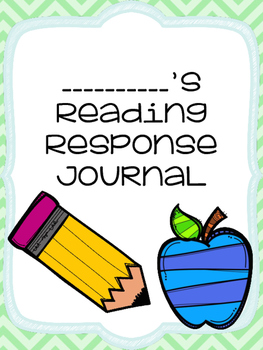 Reading Response Journal Made Easy
