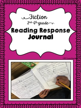 Reading Response Journal - Primary, Special Education