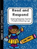 Reading Response Journal Prompts and Reading Logs - 2nd Gr