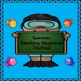 Reading Response Booklet (Summer)