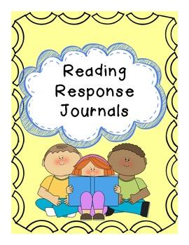 Reading Response Journals Primary Grades