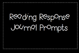 Reading Response Labels (Avery 5160)