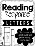 Reading Response Letters: Make Your Own Book!