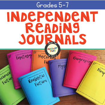 Reading Response Journal Bundle