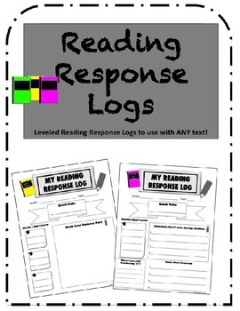 Reading Response Journals