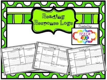 Reading Response Logs