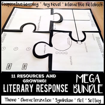 Literary and Reading Response MEGA BUNDLE