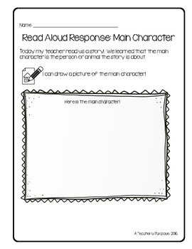 Read Aloud Responses