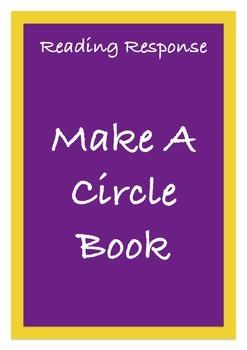 Reading Response - Make a Circle Book
