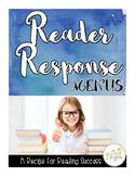 Reading Response Menus: A Recipe for Reading Success!