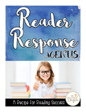 Reader Response Menus: A Recipe for Reading Success!