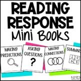 Reading Response Mini Books | Reading Anchor Charts
