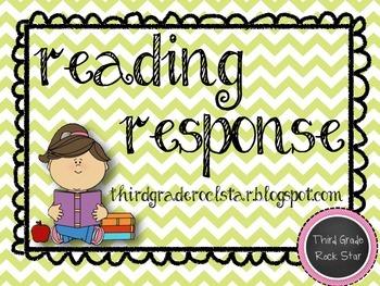 *FREE* Reading Response Mini Pack