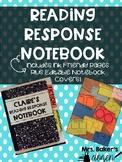 #Fireworks2020 Reading Response Notebook