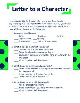Reading Response Options