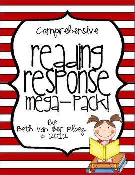 Reading Response Pack