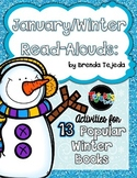 Reading Response Pack- January/Winter