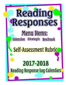 Reading Response Packet