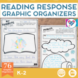 Reading Response Pages K-2