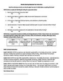 Reading Response Peer Evaluation